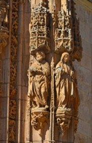 Apóstoles de la Portada