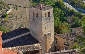 Iglesia de San Justo - Museo de los Fueros