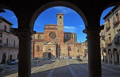 Plaza Mayor y Catedral