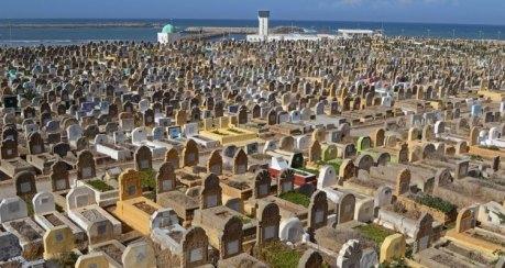 Cementerio y Faro de Salé