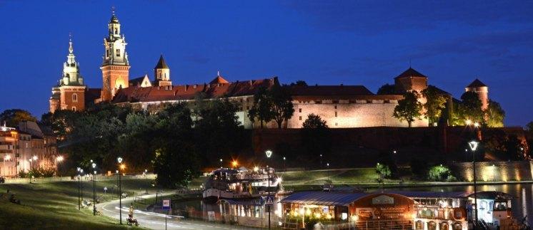 Orillas del Vístula y Colina de Wawel