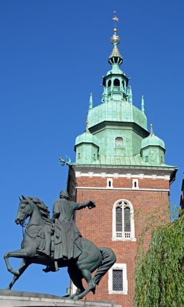 Catedral de Wawel. Torre de Segismundo