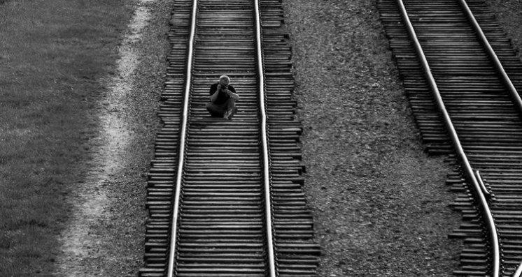 Auschwitz II-Birkenau. Fotografiando en las Vías
