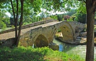 Puente del Priorato en Cihuri