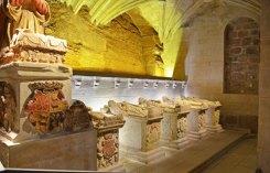 Panteón Real - Monasterio Santa María la Real de Nájera