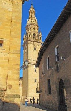 Torre de la Catedral de Santo Domingo