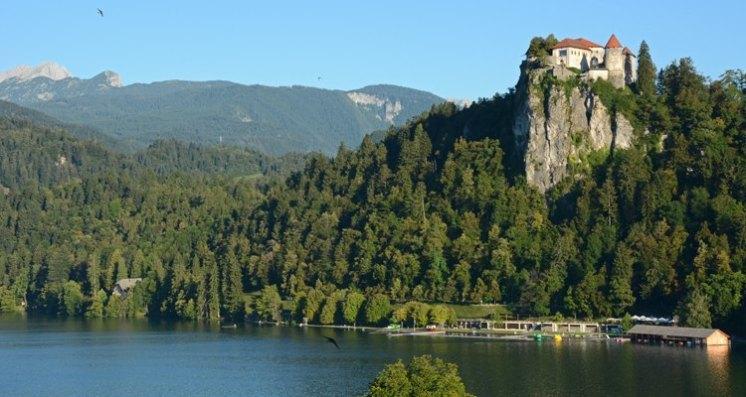 Castillo de Bled y Parque Nacional de Triglav
