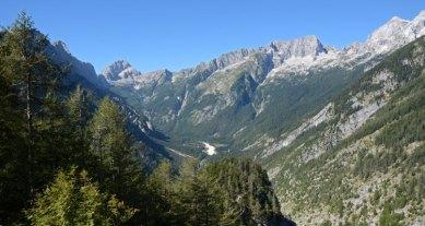 Parque Nacional Triglav. Valle del Trenta