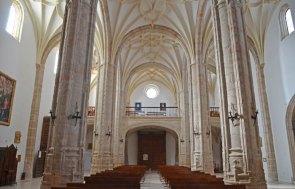 Iglesia de Santa María - Interior