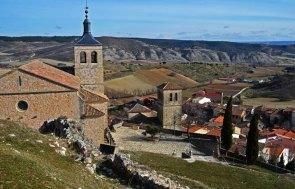 Iglesias de Santa María y San Pedro más abajo