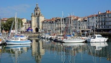Puerto Viejo, Torre del Reloj y Quai Duperré