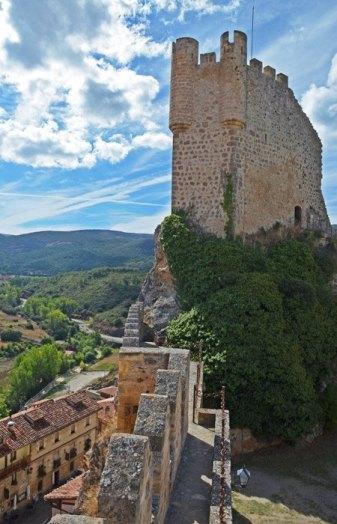 Torre del Homenaje - Castillo de Frías