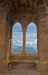 Ventana - Castillo de Frías