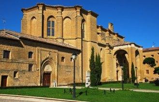 CASALARREINA - Monasterio de Nª Sª de la Piedad