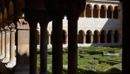 Arcos y Claustro del Monasterio de Santo Domingo de Silos