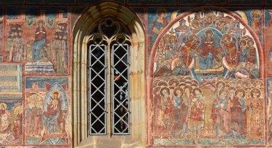 Monasterio de Humor. Himno Acatisto