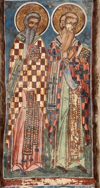 Monasterio de Humor. Santos Cirilo y Metodio
