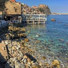 Restaurantes junto al mar en Chianalea - SCILLA