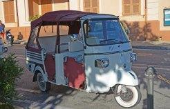 Motocarro típico - TROPEA