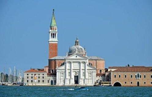 San Giorgio Maggiore desde la Punta della Dogana