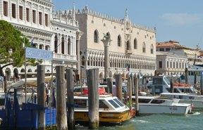 Palazzo Ducale desde el Gran Canal