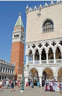 Palazzo Ducale y Campanile