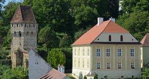 Siguisoara. Casa y Torre de los Hojalateros