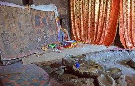 Interior de la Ermita