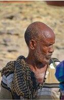 Retratos del pueblo Afar