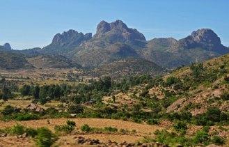 Montañas de Adwa