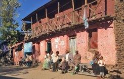 Calle de Lalibela
