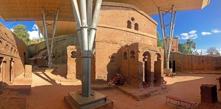 Templo de Bet Maryam