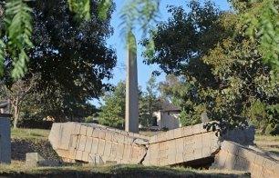 Axum: Obeliscos históricos