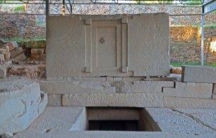 Tumba del Mausoleo