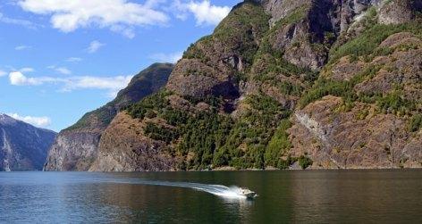 Fiordo de Aurland