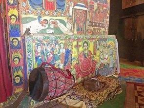 Lago Tana: Monasterio de Ura Kidane Mehret