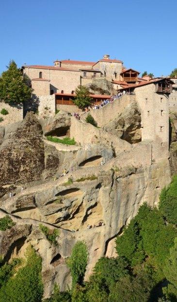 Roca y Monasterio de Gran Meteoro