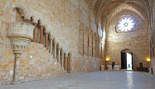 Escalera del púlpito