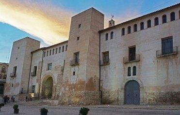 Albaida - Palacio de los Millá y Aragón
