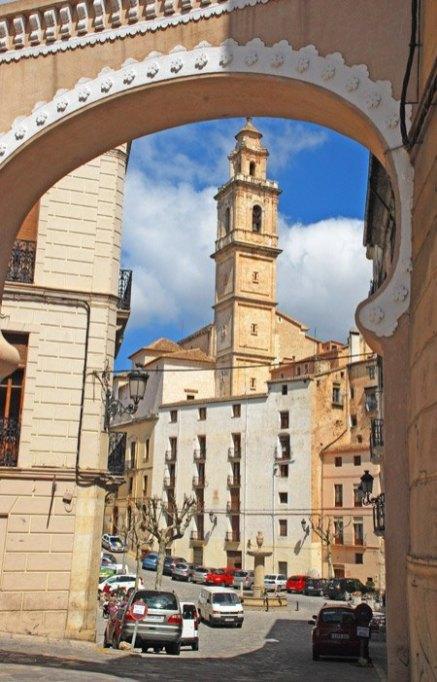 Arco de acceso a la Plaza del Ayuntamiento