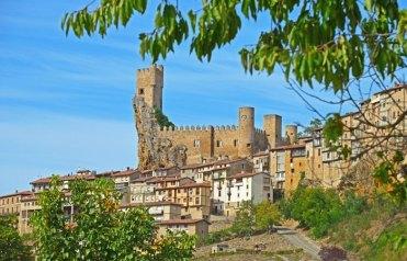 Castillo desde el valle