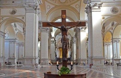 Interior de la Basilica
