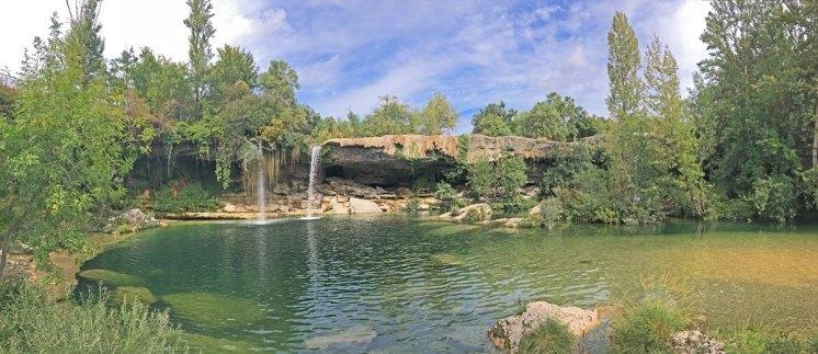 Pedrosa de Tobalina - Cascadas