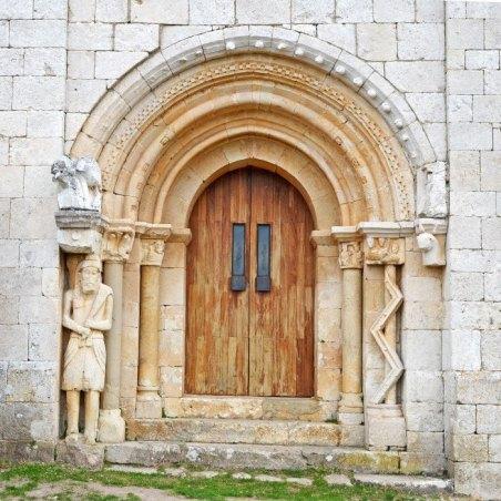 Portada de San Pantaleón