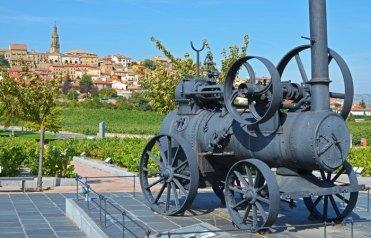 Jardines del Museo Vivanco