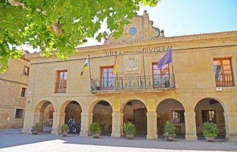 Villa Divisera - Premisa del Ayuntamiento de San Vicente