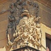 Escudo Palacio Navarrete