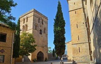 Torre románica de Santa María