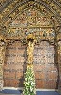 ParteluzParteluz - Santa María de los Reyes