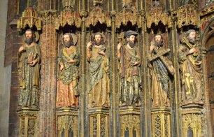 Portada - Estatuas de los Apóstoles